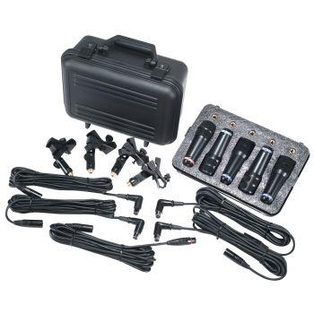 Peavey PVM DMS-5 Set 5 Micrófonos de Instrumento