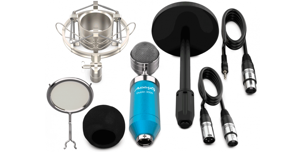 audibax dublin 3000 accesorios