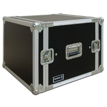 Work Pro RackTour Pro 8 Rack con sistema antigolpes 8 unidades