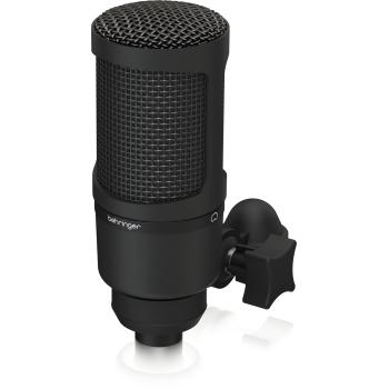 BEHRINGER BX2020 Micrófono de Condensador de Estudio/ Podcast/ Gamming