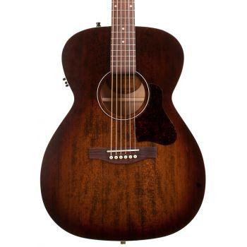 Art & Lutherie Legacy Bourbon Burst Q1T. Guitarra Acústica