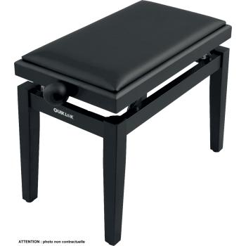 Quik Lok PB-100 Black Banqueta para Piano