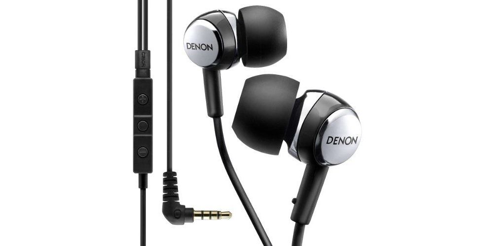 denon ah c260r auriculares micro compatible ipod