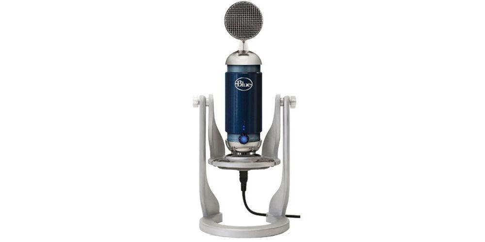 BLUE SPARK DIGITAL Micrófono con calidad profesional para iPad y USB