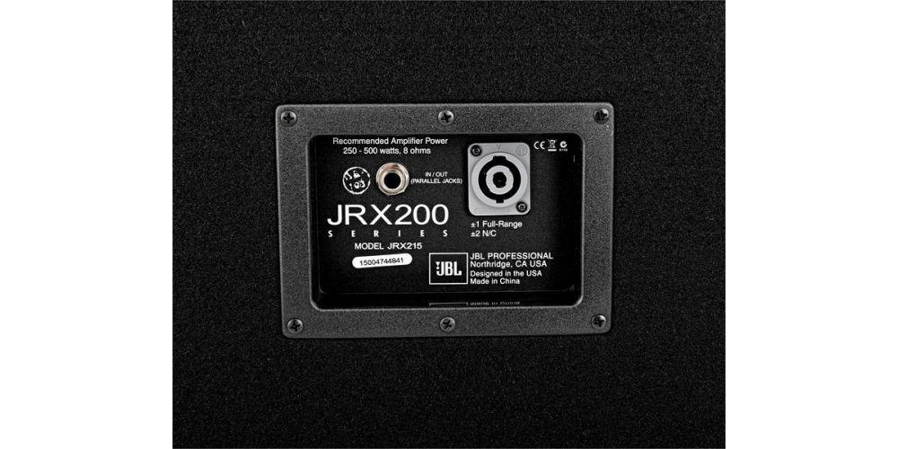 trasera jbl jrx215