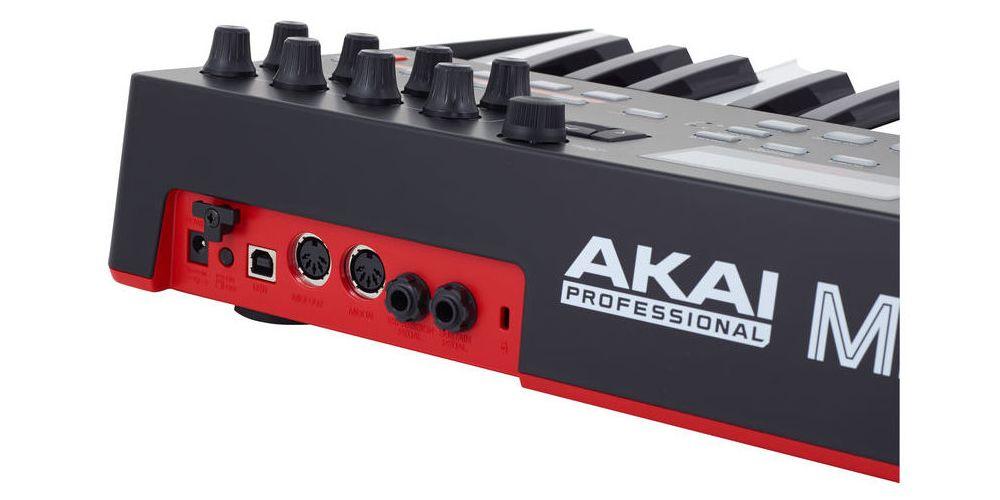 AKAI MPK 225 CONEXIONES