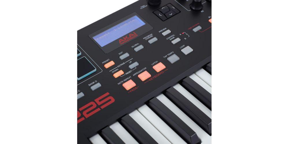 AKAI MPK 225 CONTROLADOR MIDI