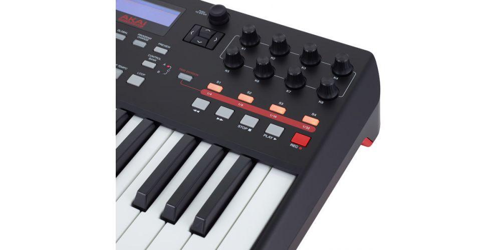 AKAI MPK-225 Teclado Controlador USB-MIDI