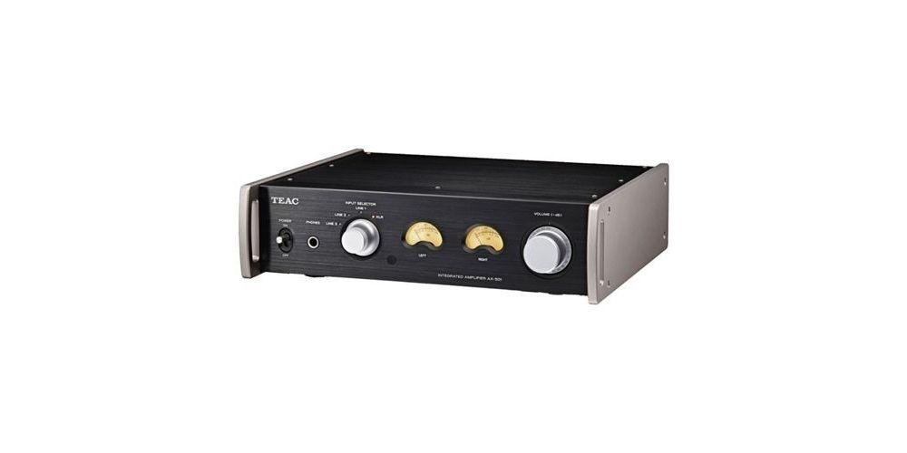 TEAC AX-501-B Amplificador Hifi Stereo