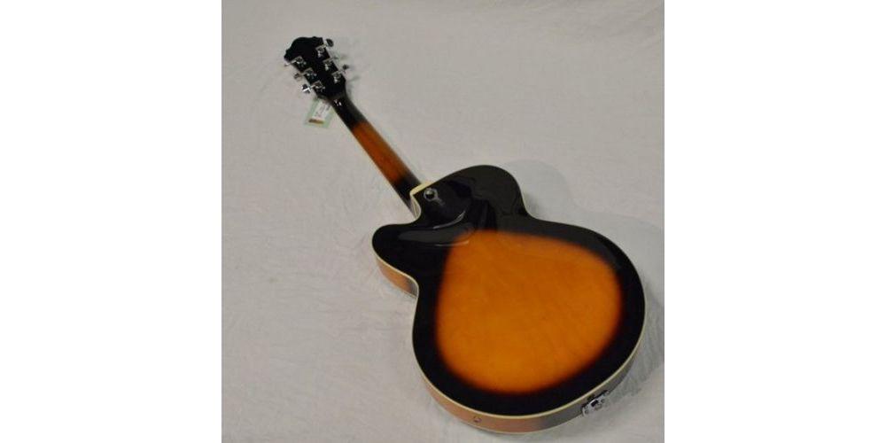 Ibanez AF75 BS Guitarra Eléctrica Semicaja