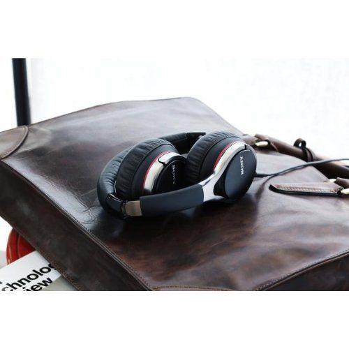 SONY MDR-10RCB Auriculares de diadema negro