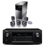 DENON AVR-X2200-AM6 Conjunto Home Cinema