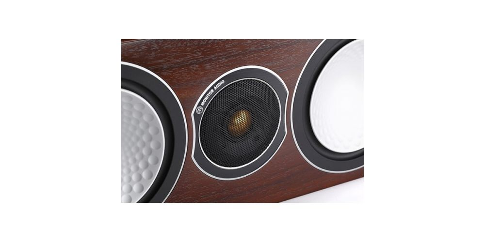 monitor audio silver walnut detalle twiteer