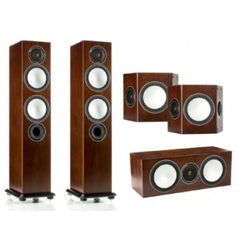 MONITOR AUDIO,SILVER 6-AV-12 WALNUT