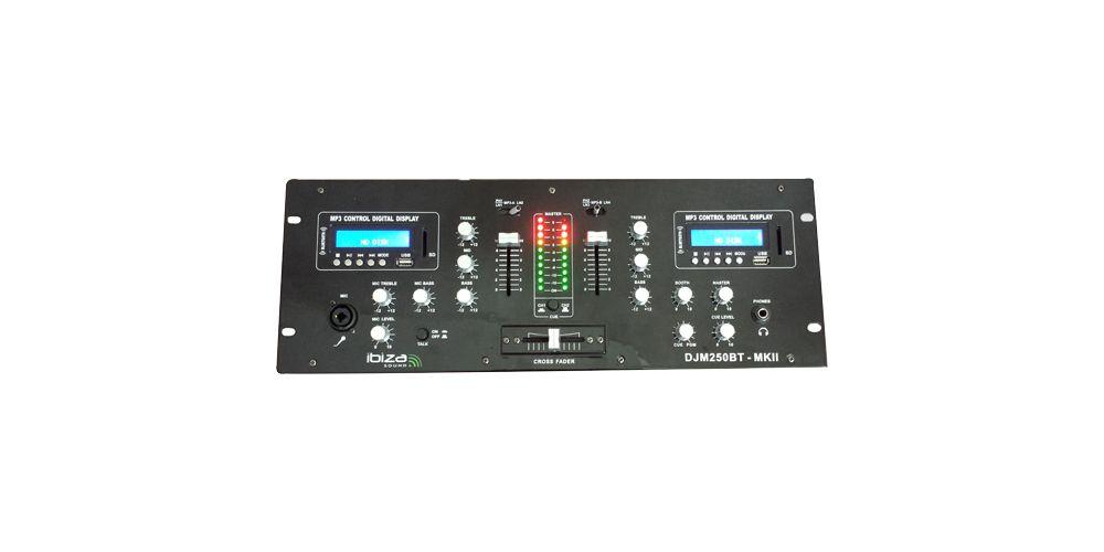 Ibiza Sound Djm 250 Bluetooth MKII