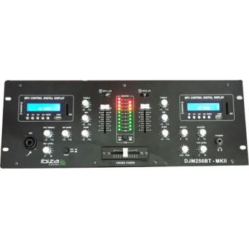 Ibiza Sound Djm 250 Bluetooth MKII