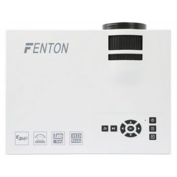 Fenton Entertainment Projector 103085