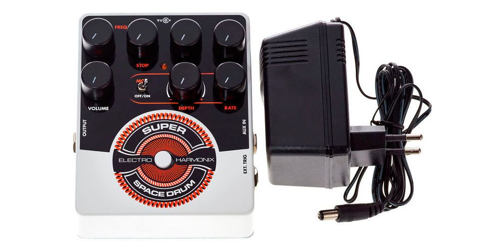 Electro Harmonix Super Space Drum analog drum synth