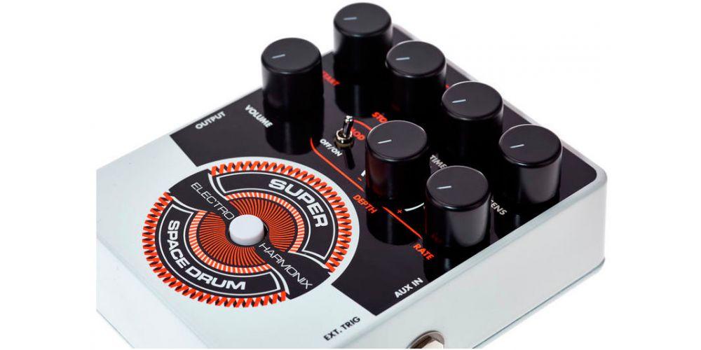 electro harmonix super space drum analog drum synth 6