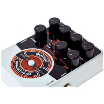 Electro Harmonix Super Space Drum analog drum synth