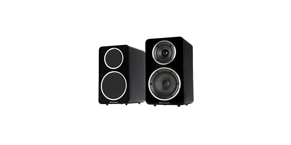 wharfedale a1 altavoces bluetooth black