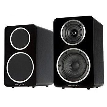WHARFEDALE A1 Black Systems Wireless