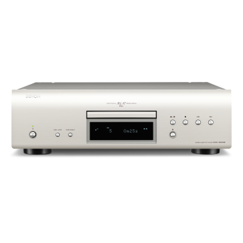 DENON DCD-1600 Silver  Compact Disc CD ( REACONDICIONADO )