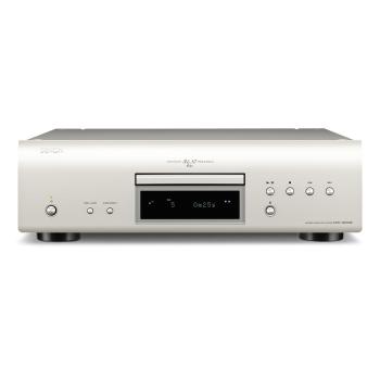 DENON DCD-1600 Silver  Compact Disc CD