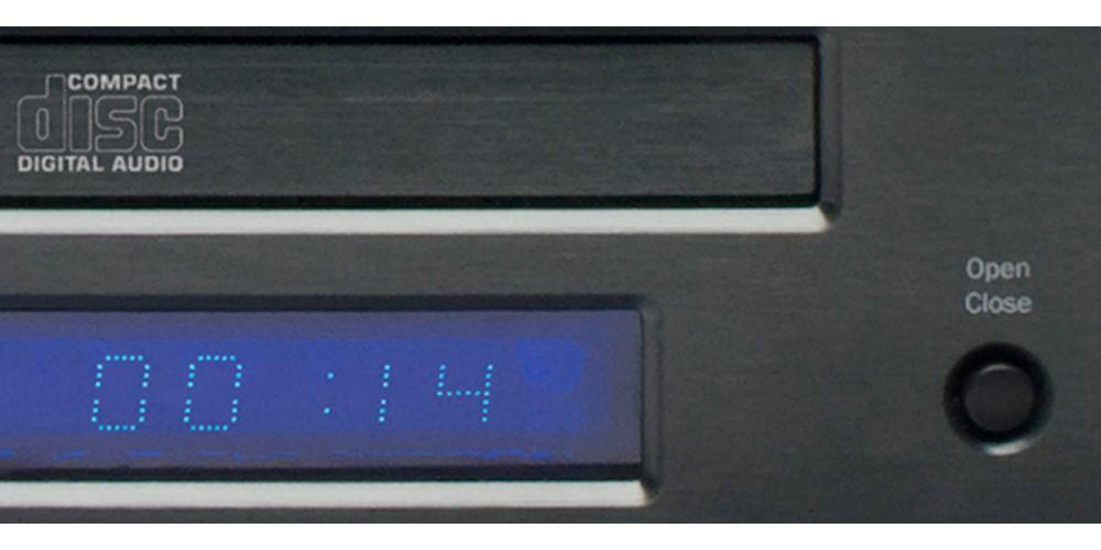 cambridge CD10 compact disc black