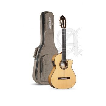 Alhambra 7FC-CW E8 Guitarra Española + Funda
