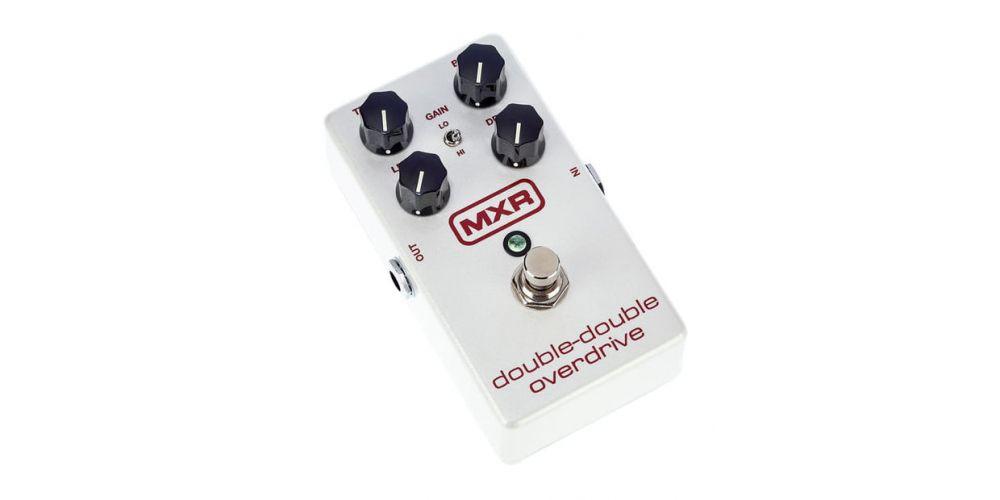 pedal mxr m250 double double overdrive
