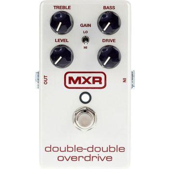 MXR M250 Pedal Efectos Double-Double Overdrive