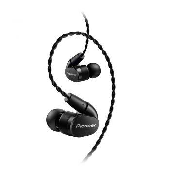 PIONEER SE-CH5T-K Auriculares interno Negro