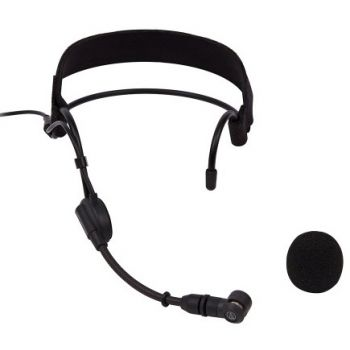 AUDIO TECHNICA PRO9CW Micrófono de Diadema