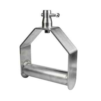 Showtec Single Downrigger (GT/GQ) Aluminio