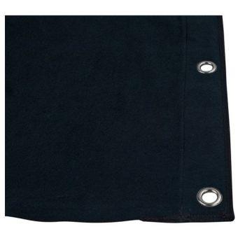 Showtec Backdrop Black Telón Negro de 6 x 3.5 metros 89011