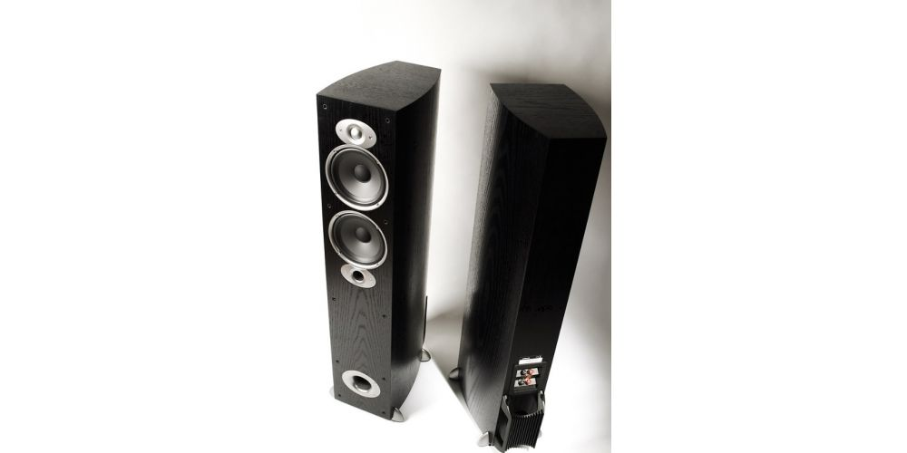Polk Audio RTi A5 black