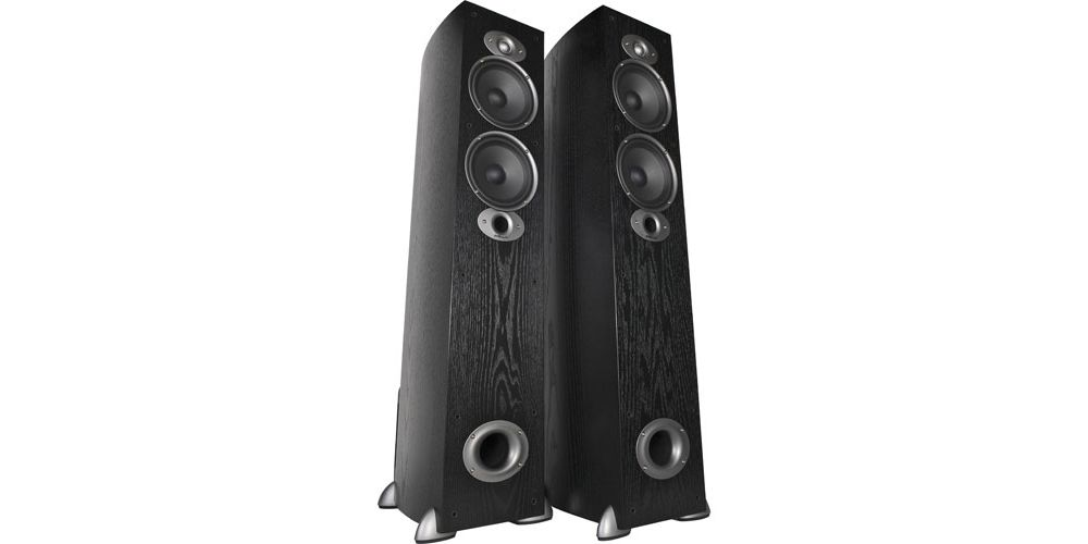 polk audio RTIA5 BK black