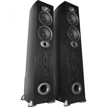 Polk Audio RTIA-5 Black Pareja Altavoces