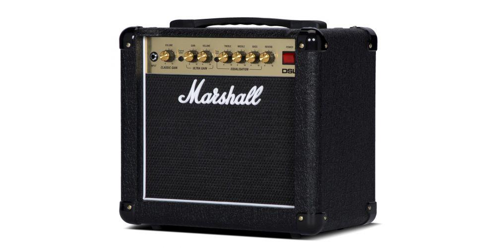 marshall dsl1 amplificador guitarra