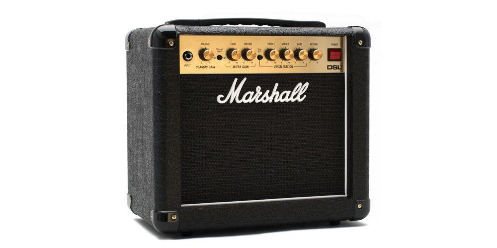 marshall dsl1 amplificador