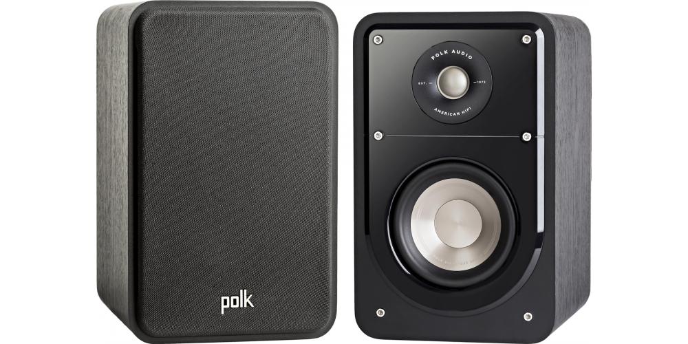 polk audio s15 black