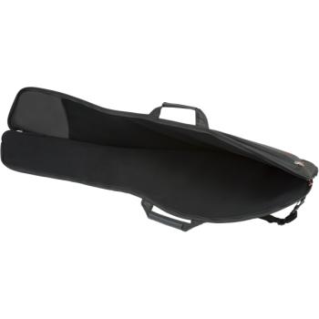 Fender FBSS-610 Funda Bajo Eléctrico Escala Corta Negra