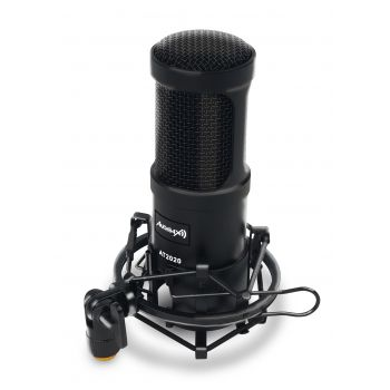 Audibax AT2020 Micrófono Estudio Profesional Condensador ( REACONDICIONADO )