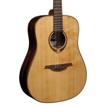 LAG T118D Guitarra Acústica Formato Dreadnought Serie Tramontane