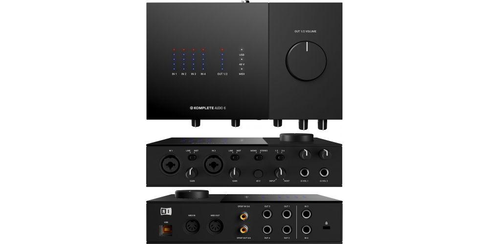 komplete audio 6mk2