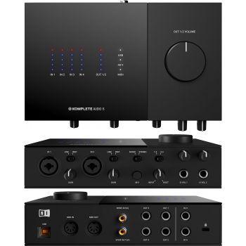 Native Instruments Komplete Audio 6 MK2 Interface de Audio