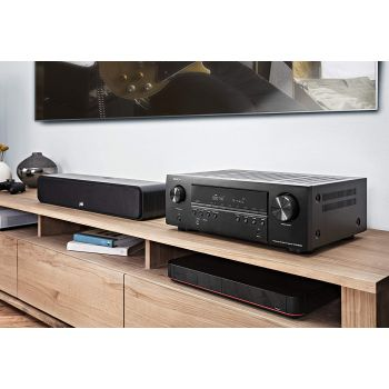 DENON AVR-S650H Receptor Audio/ Video Home Cinema AVRS650H