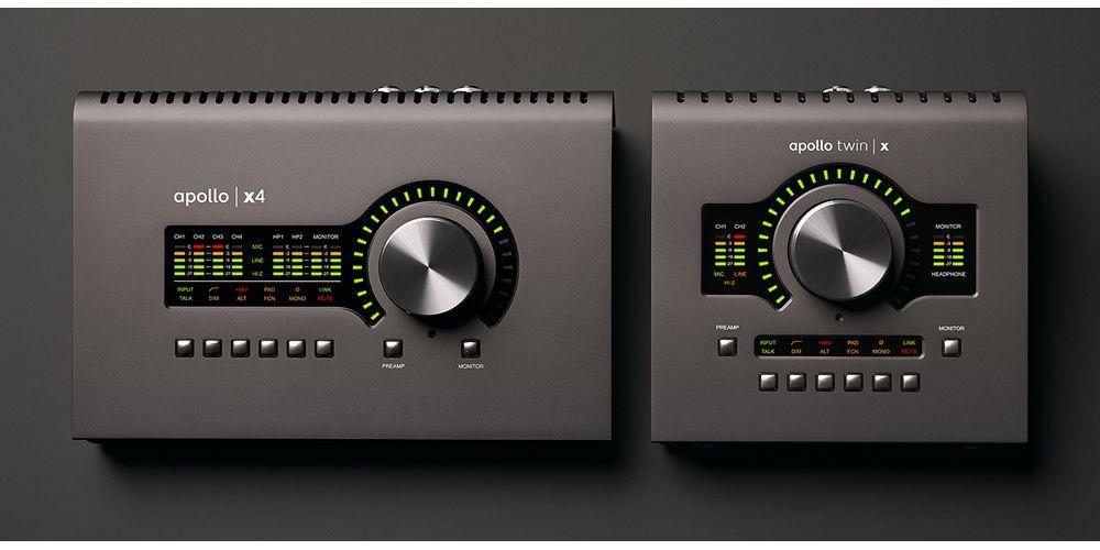 universal audio apollo x4 comparar