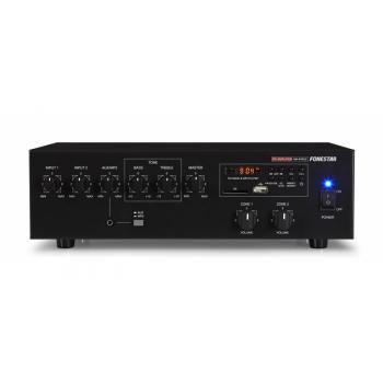 Fonestar MA-61RUZ Amplificador de Megafonía USB/SD/MP3/FM
